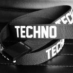 Techno Öv Fekete