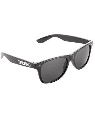 TECHNO Napszemüveg fekete